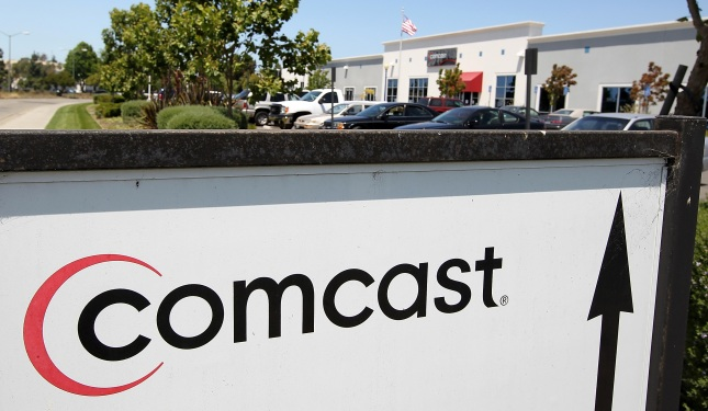 Cable company Comcast owns the internet in the U.S., according to Susan Crawford.