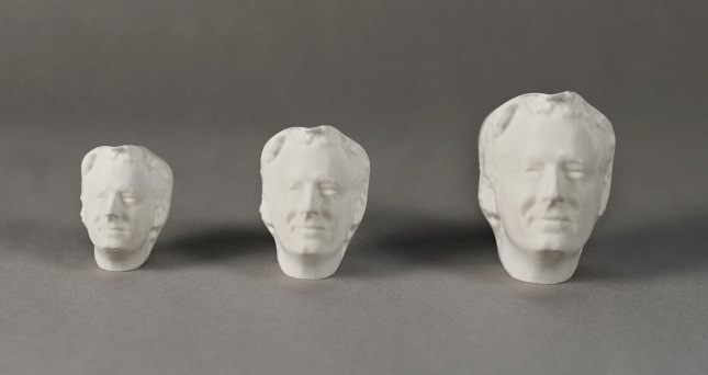 Somebody is eventually going to sue over these 3D-printed heads (if they haven't already).