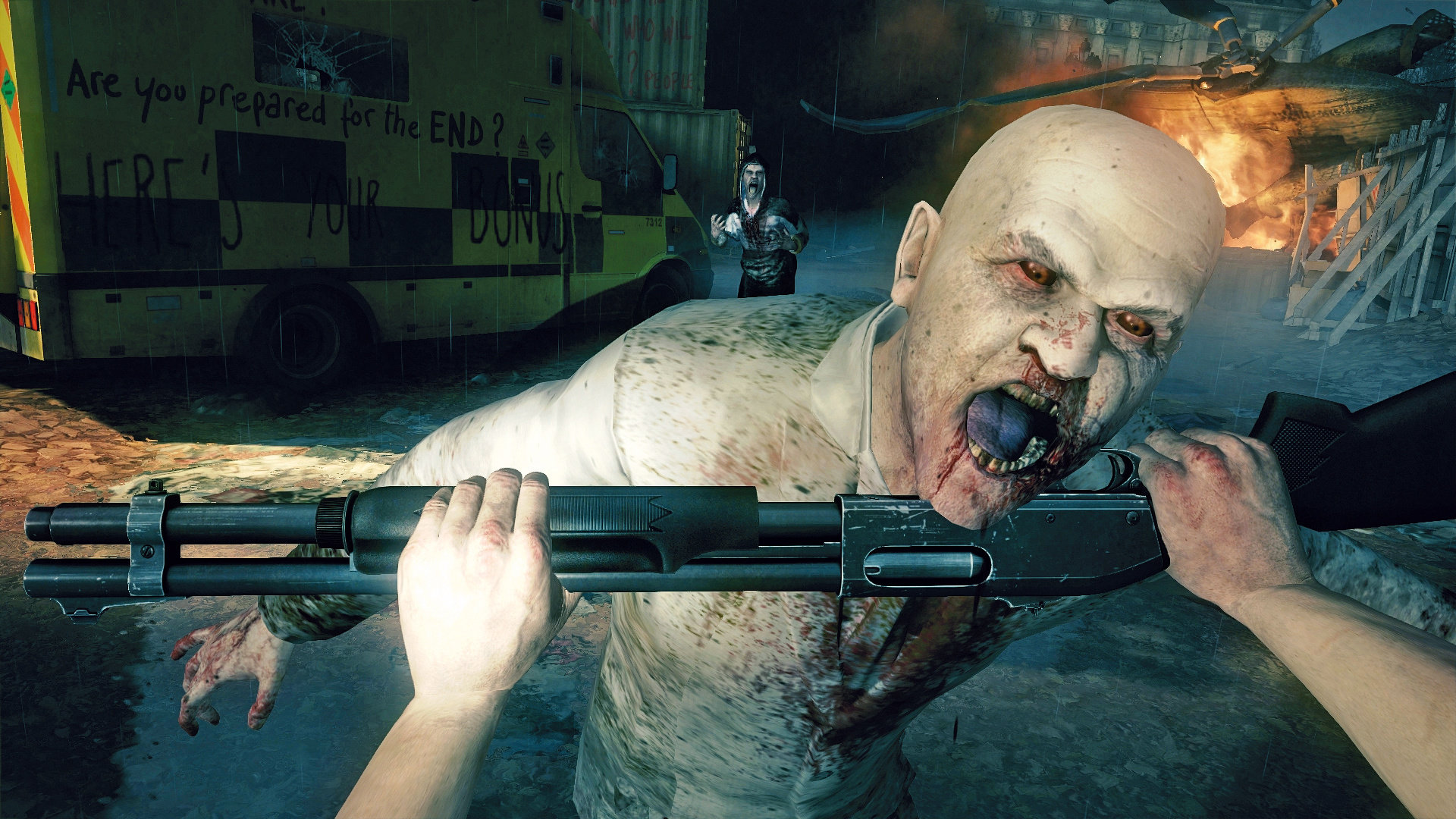 Ubisoft's ZombiU has proven to be one of the more successful games on Wii U.