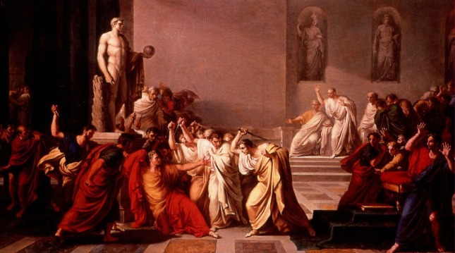 Cellphone users may be asking themselves: Et tu Brute?