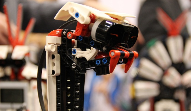 Lego already has a vibrant community with Mindstorms. Why not expand that to regular Lego?