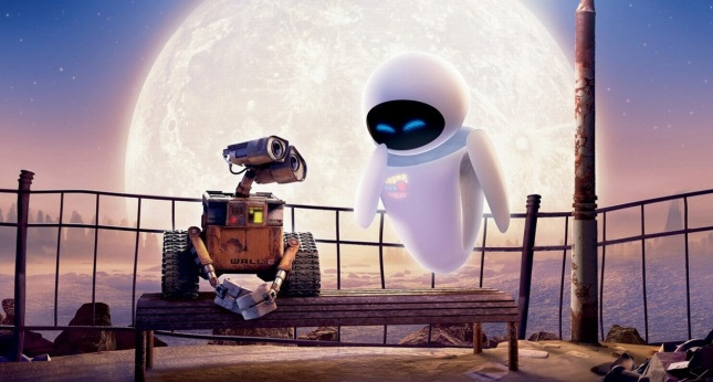 WALL-E: a great movie, but a terrible indictment of humanity's technological future.