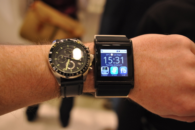 Remember the LG smartwatch from a few years ago? Don't worry, nobody does.
