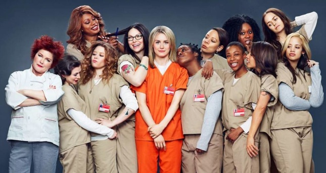 "Orange is the New Black: does ""TV"" get better than this?"