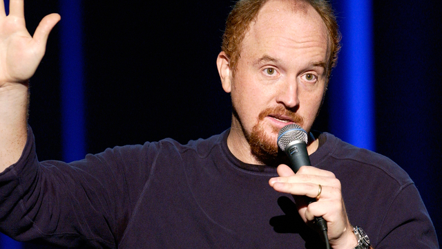 Louis CK jokes about flying: funny. Pilot's snark: not funny.