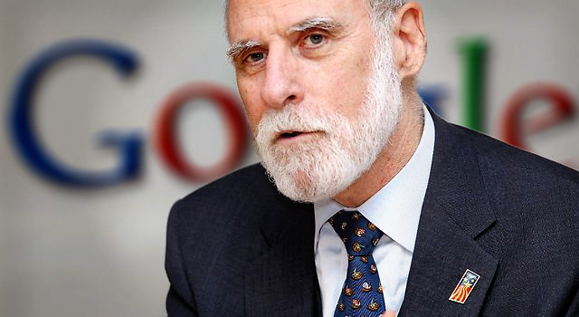 Google's chief internet evangelist Vint Cerf comes from a small town.