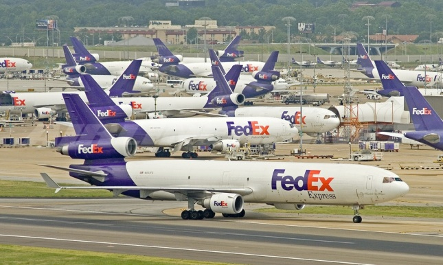 FedEx jets: why the internet is nothing like the postal service.