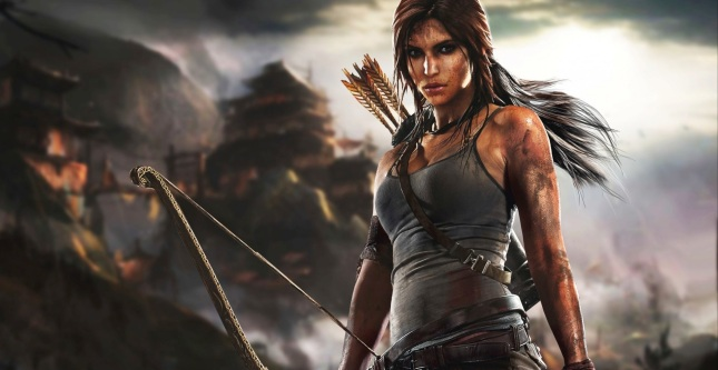 Despite Lara Croft being British, Tomb Raider is largely Canadian.