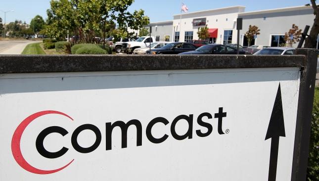 Comcast Reports Quarterly Earnings Rise 16 Percent