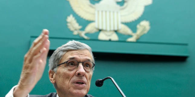 FCC Chairman now appears to be alone in his quest to create an internet fast lane.